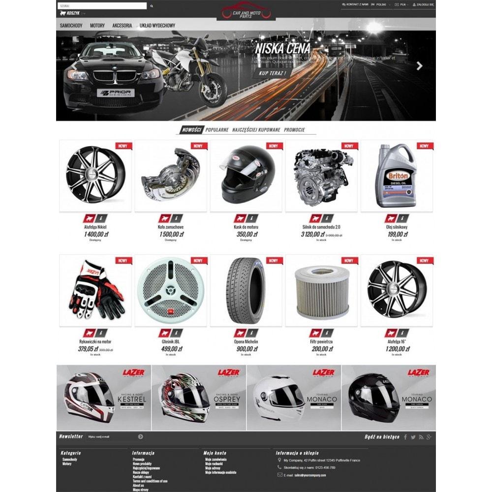 theme - Samochody - Części Motoryzacyjne - 3