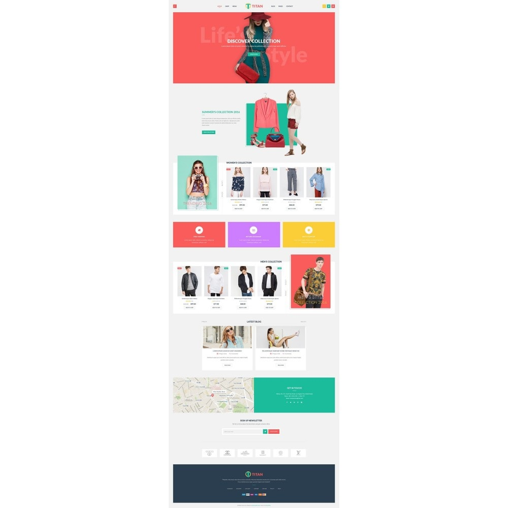 theme - Moda & Calçados - JMS Titan - 8