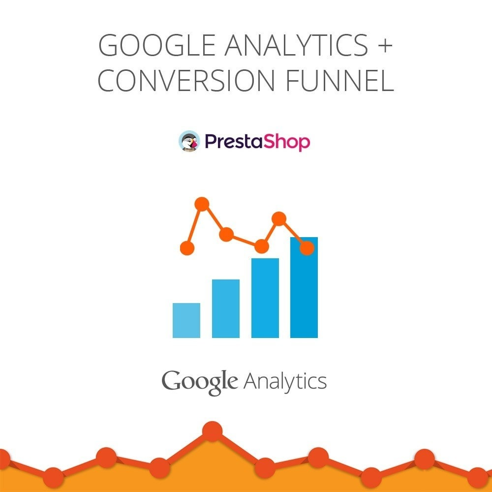 module - Informes y Estadísticas - Google Analytics and Conversion funnel - 1
