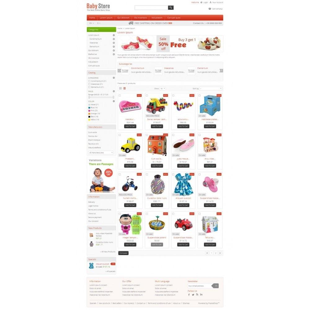 theme - Kinder & Spielzeug - Baby & Kids Store - 3
