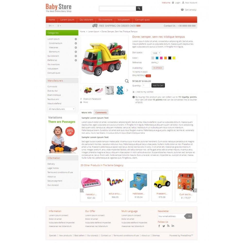 theme - Kinder & Spielzeug - Baby & Kids Store - 4