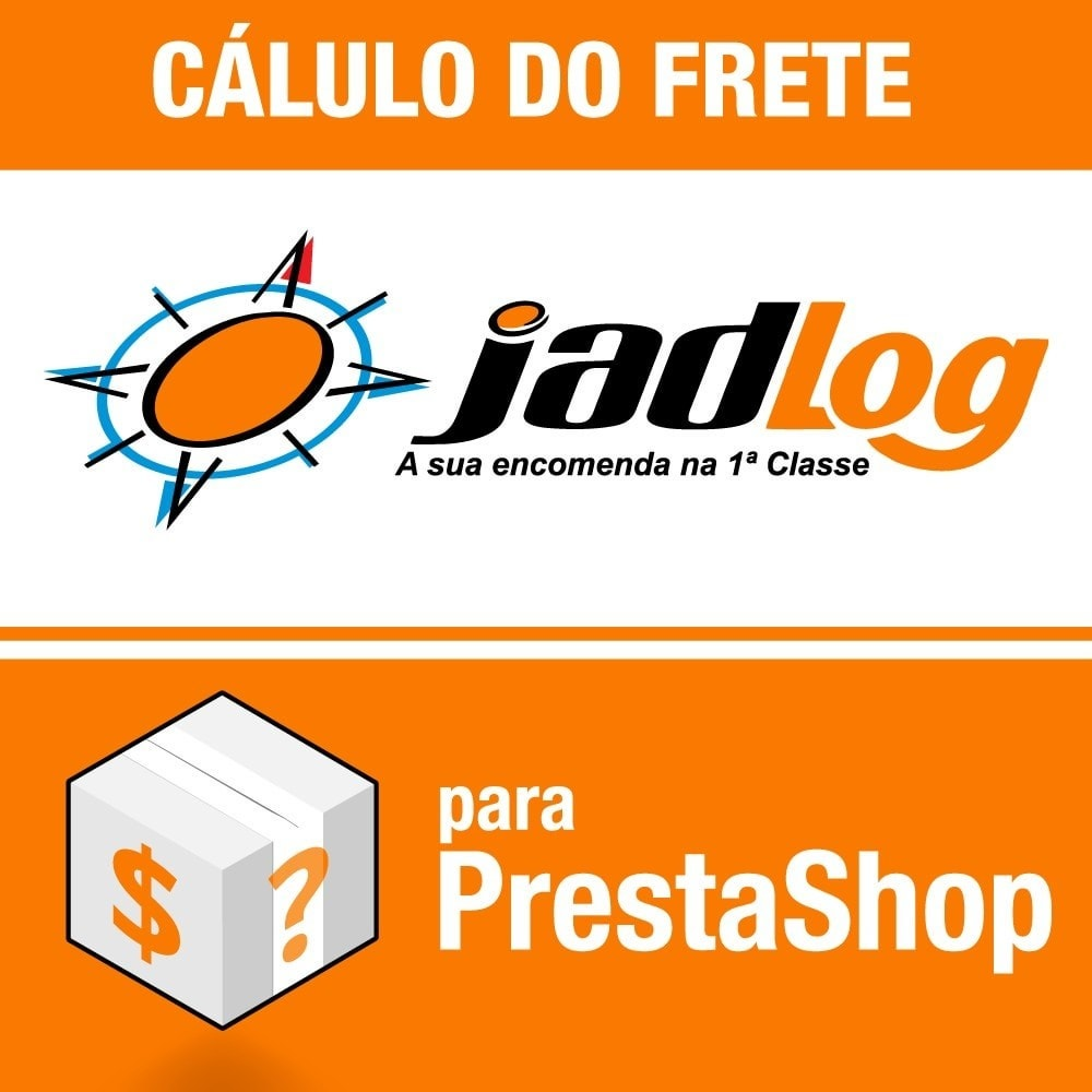 module - Frais de port - Shipping calculation by JadLog - 1