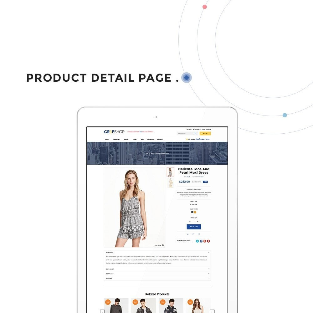 theme - Moda & Calzature - Pts Cropshop - 7