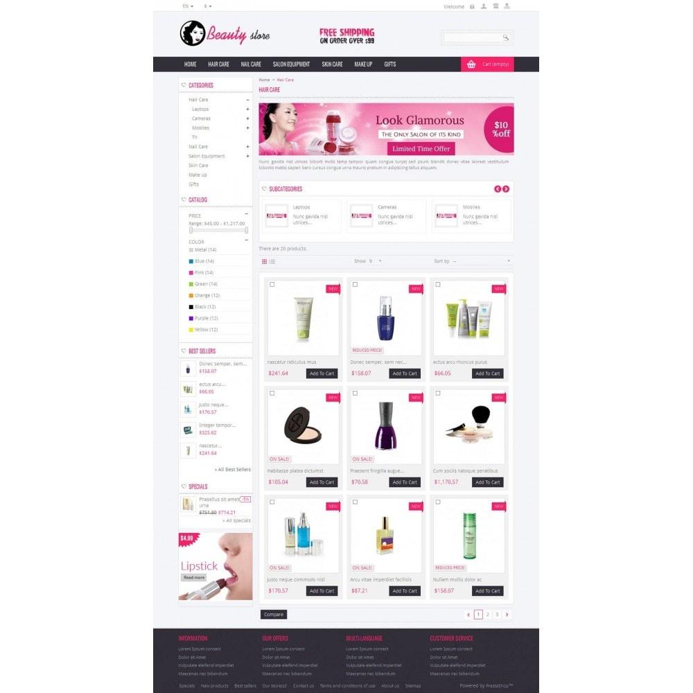 theme - Salute & Bellezza - Online Beauty Store - 3