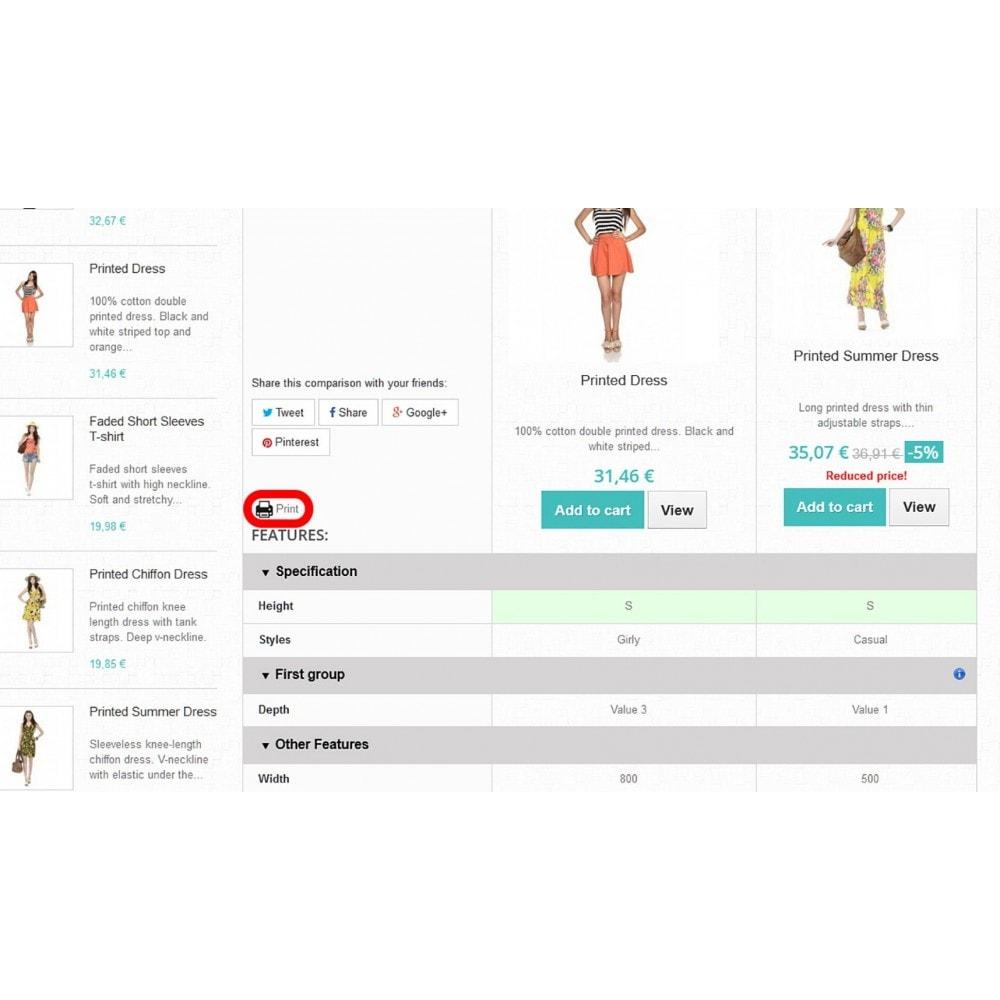 module - Prijsvergelijkers - Product Vergelijking Markeerder - 5