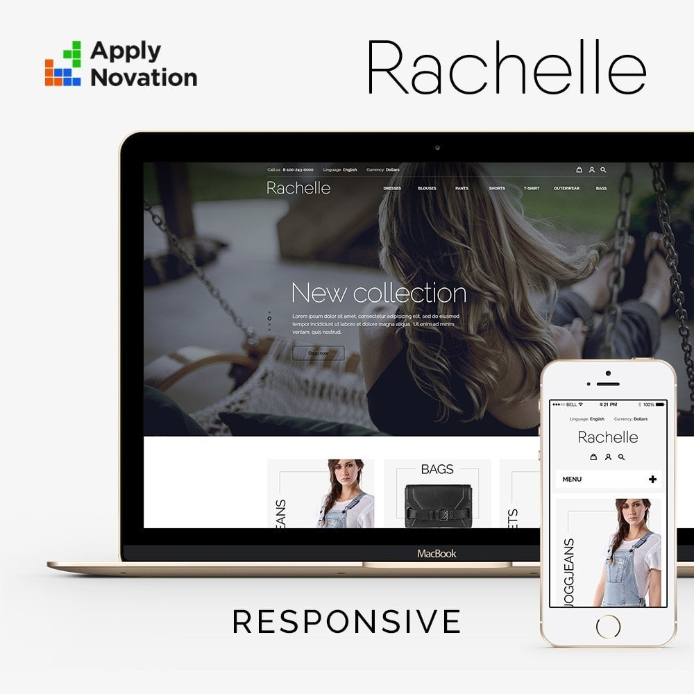 theme - Mode & Schuhe - Rachelle Fashion Store - 1