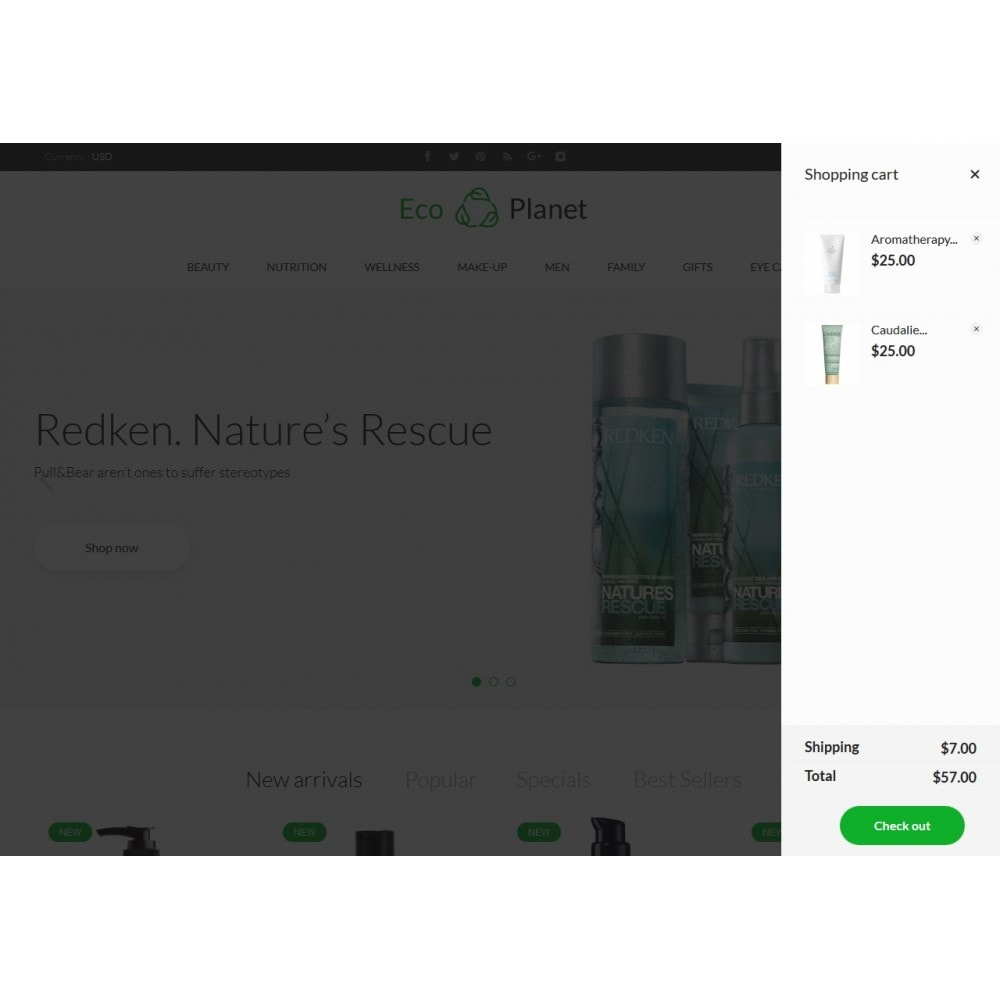 theme - Health & Beauty - Eco Planet Store - 4