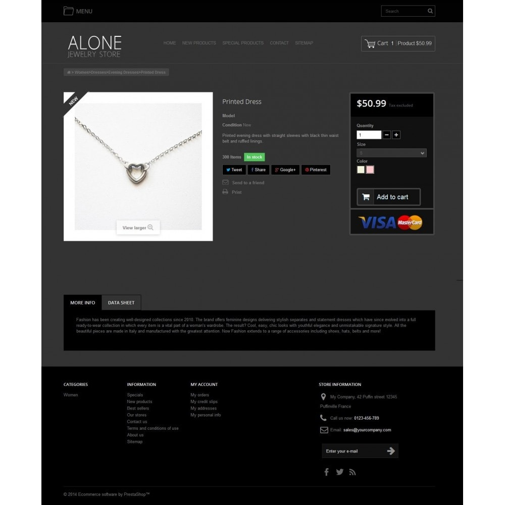 theme - Jewelry & Accessories - Alone Jewelry - 4