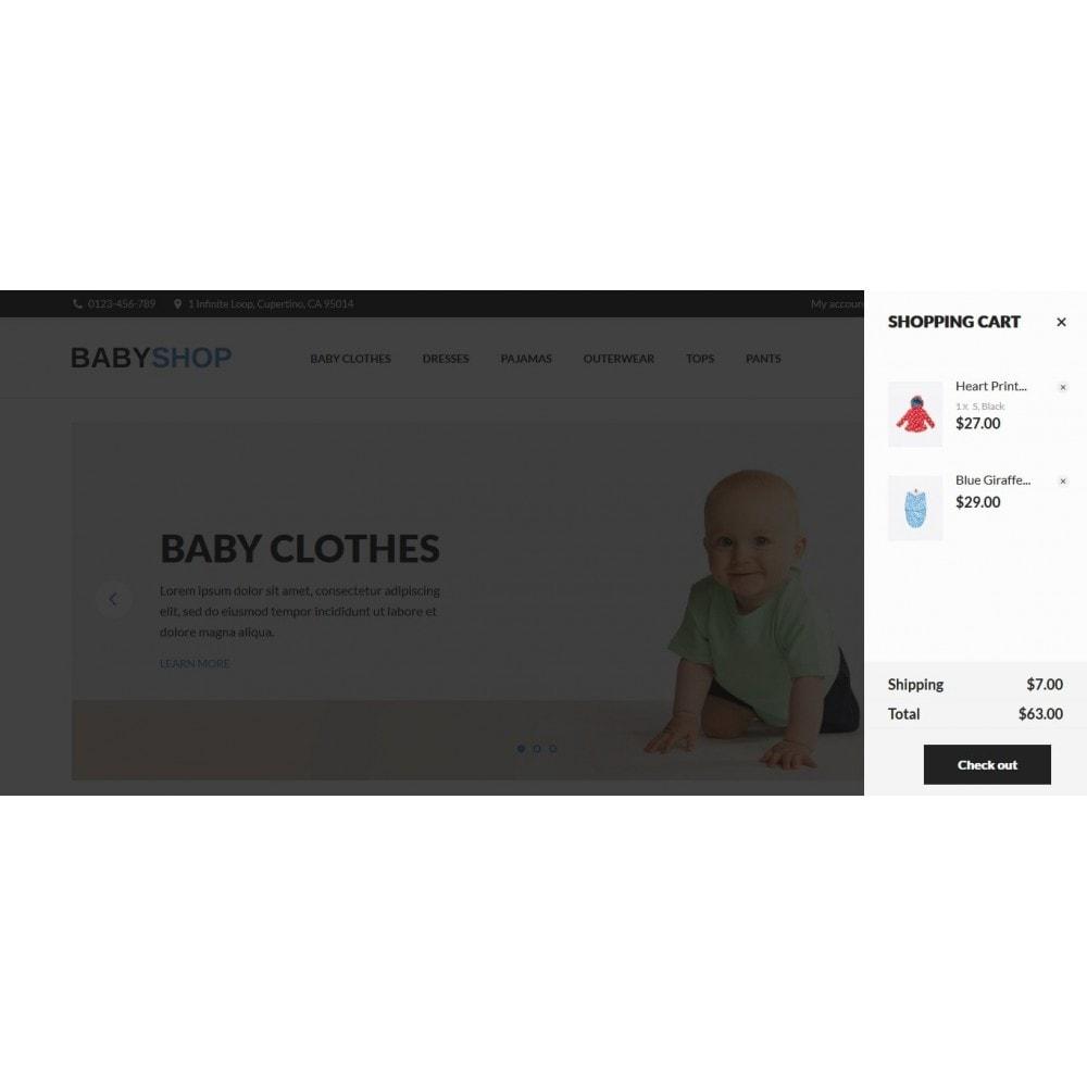 theme - Crianças & Brinquedos - Baby Shop - 4