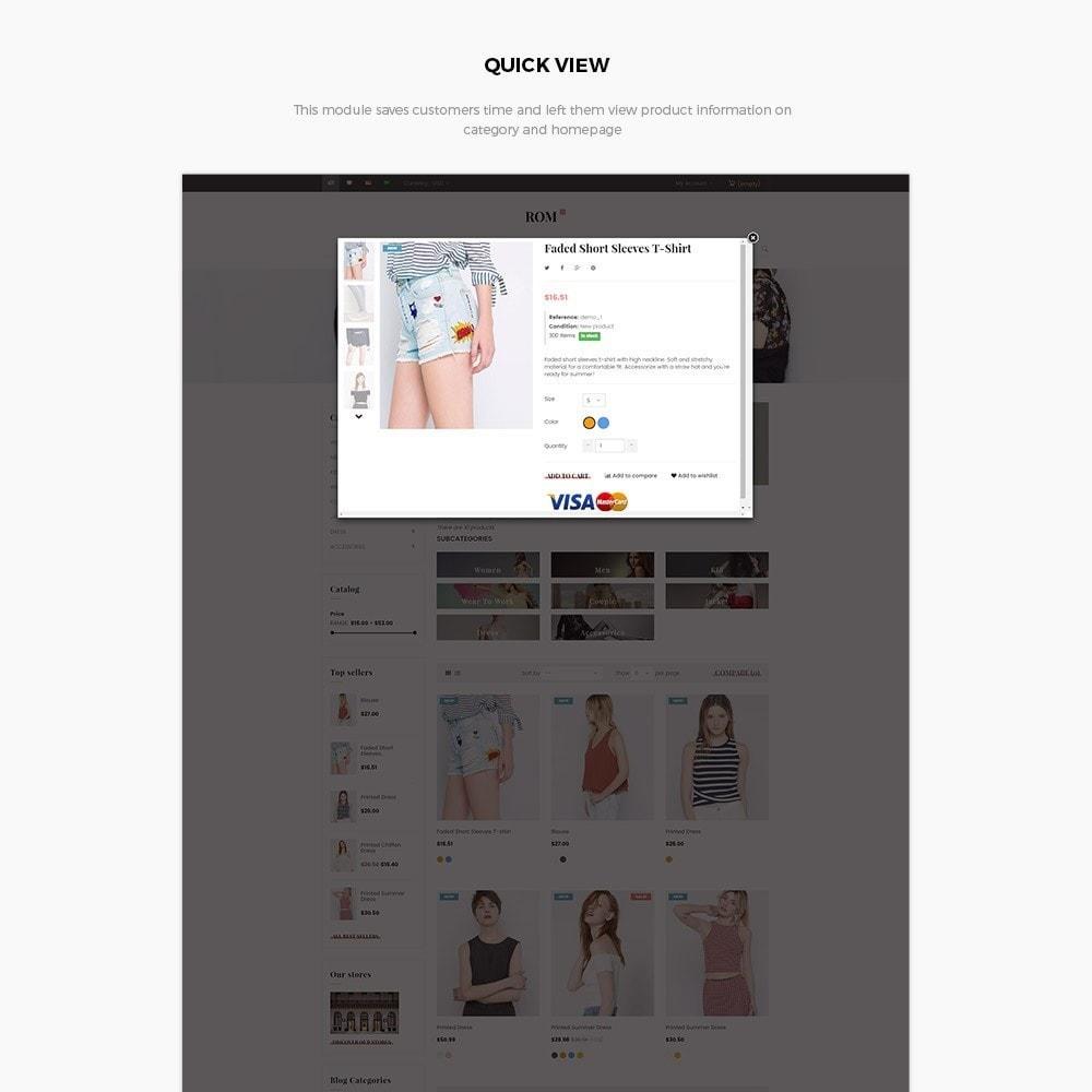 theme - Fashion & Shoes - Leo Romance - 6