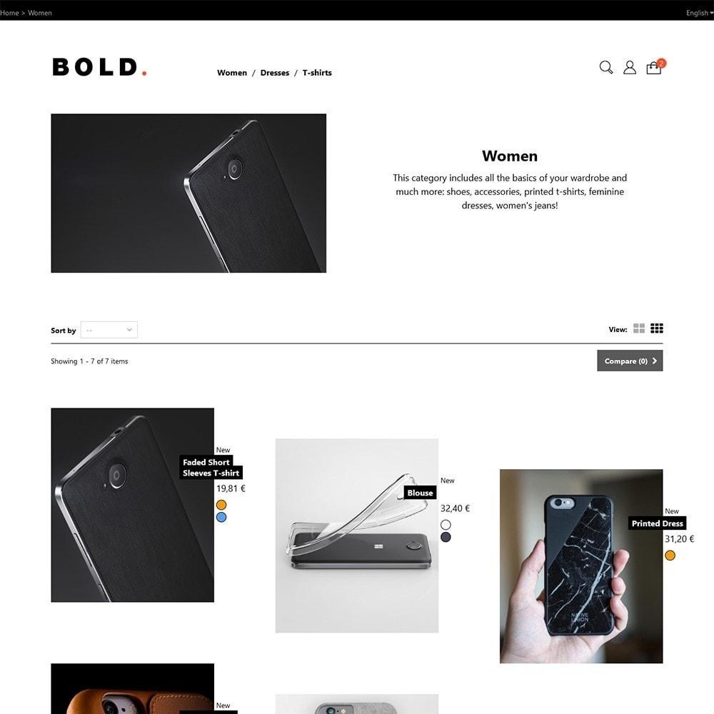 theme - Bijoux & Accessoires - 01 BOLD - 4