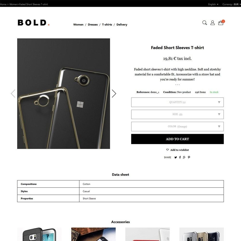 theme - Bijoux & Accessoires - 01 BOLD - 6
