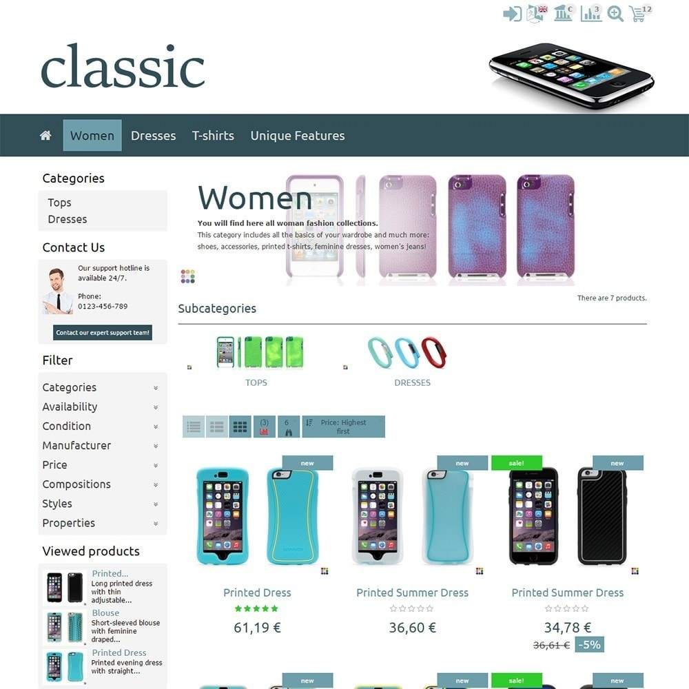 theme - Elettronica & High Tech - Classic - 3