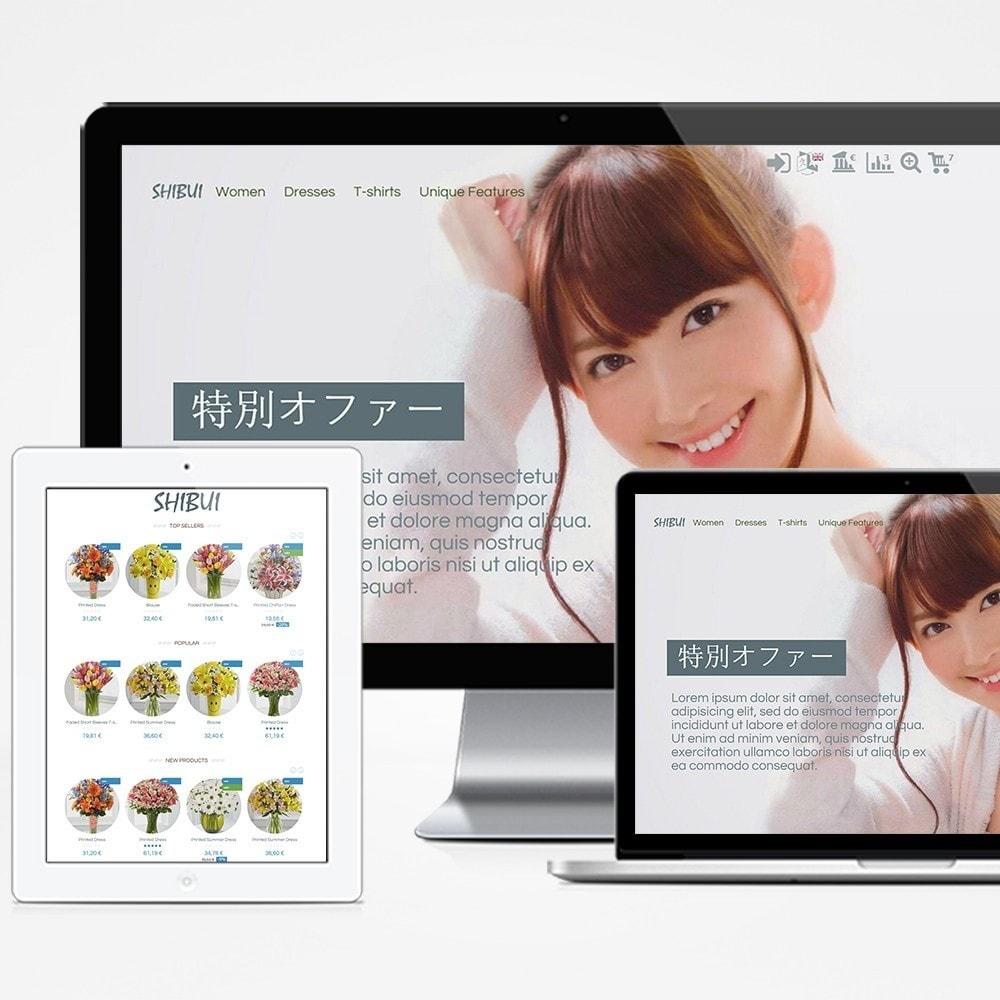 theme - Regalos, Flores y Celebraciones - Shibui - 1