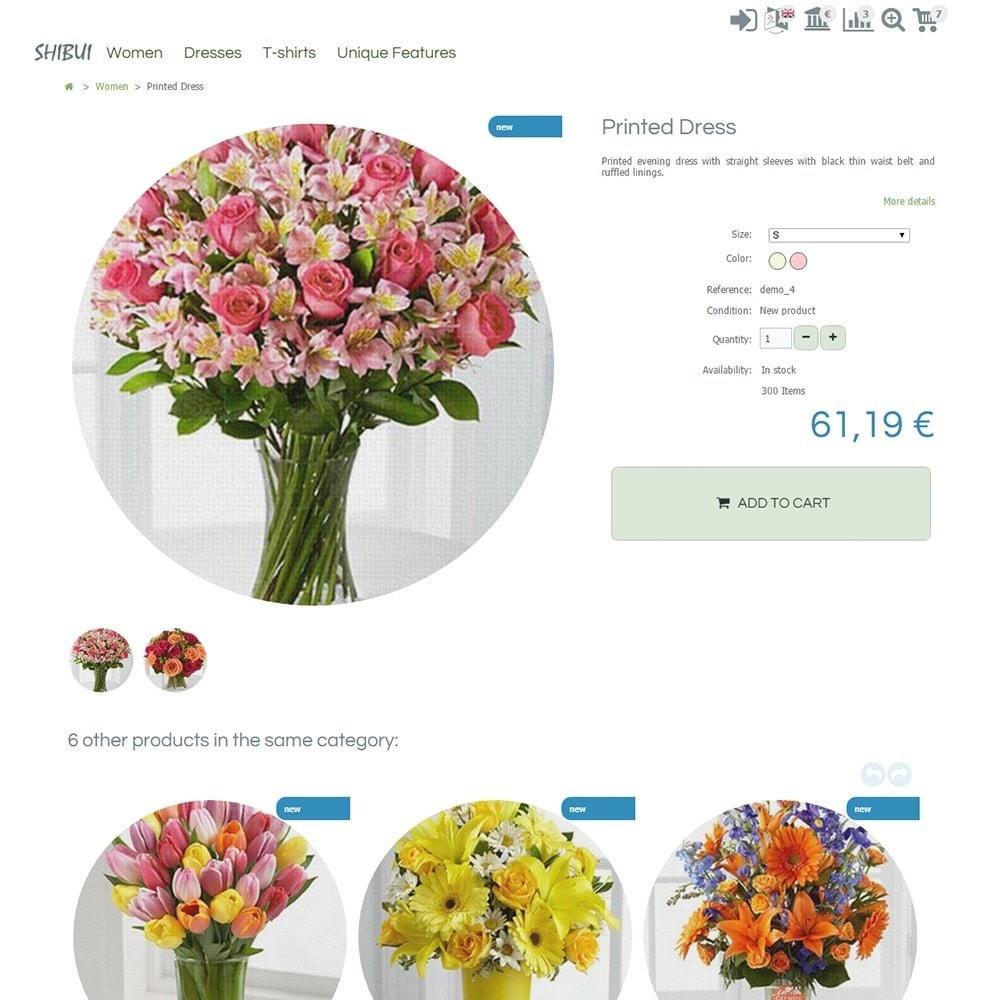 theme - Regalos, Flores y Celebraciones - Shibui - 4