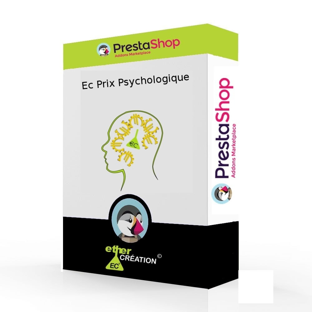 module - Price Management - Psychological price: price all your best price - 1