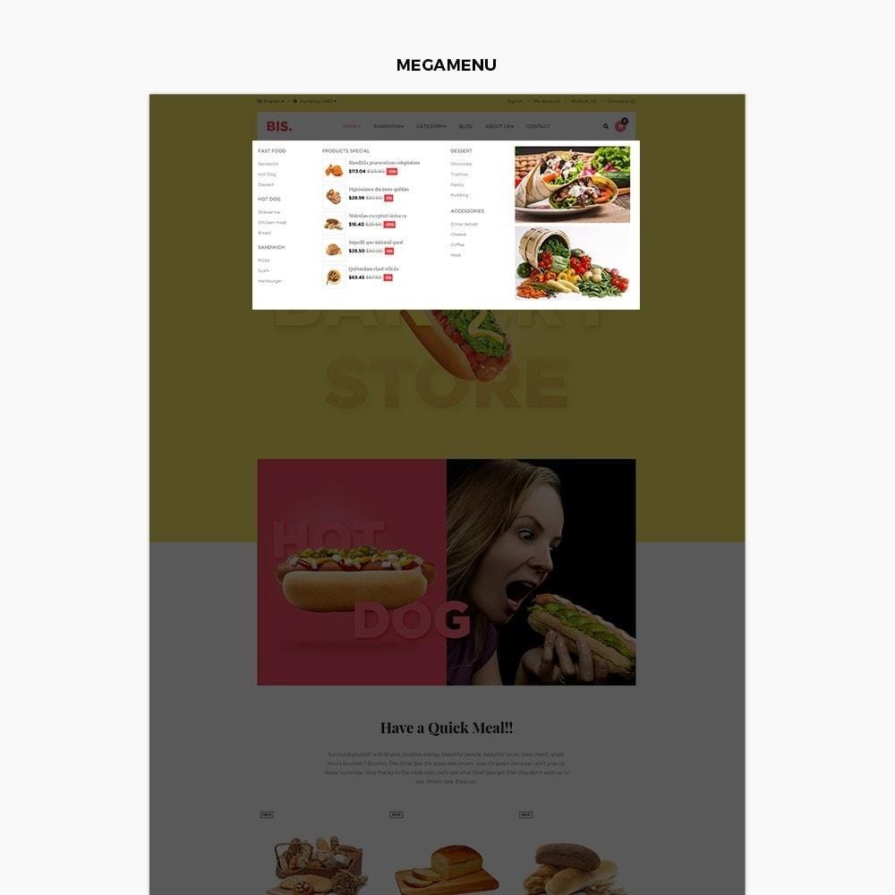 theme - Lebensmittel & Restaurants - Leo Bis - 5