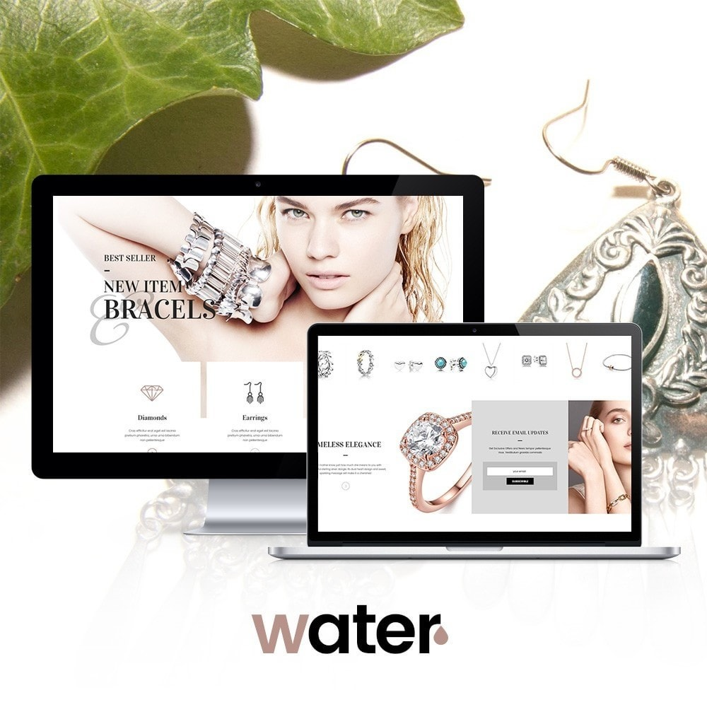 theme - Biżuteria & Akcesoria - Water Jewelry & Accessories - 1