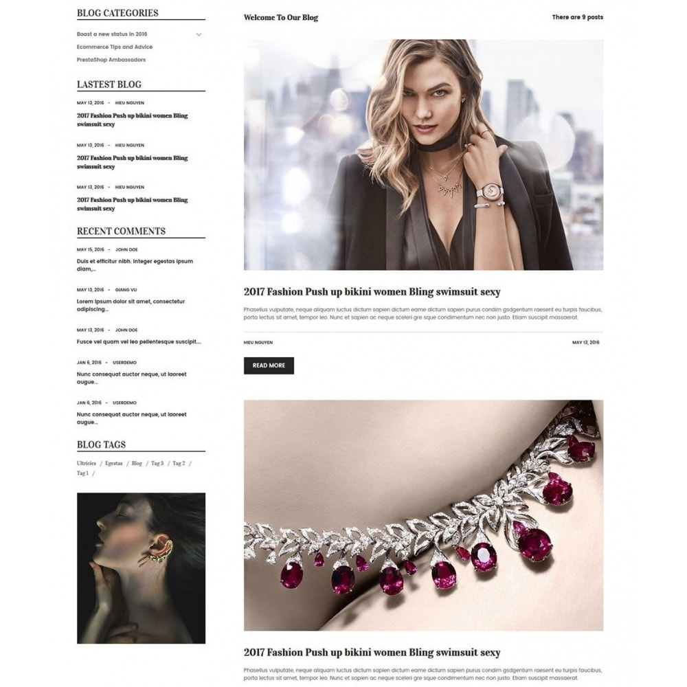 theme - Sieraden & Accessoires - Water Jewelry & Accessories - 7