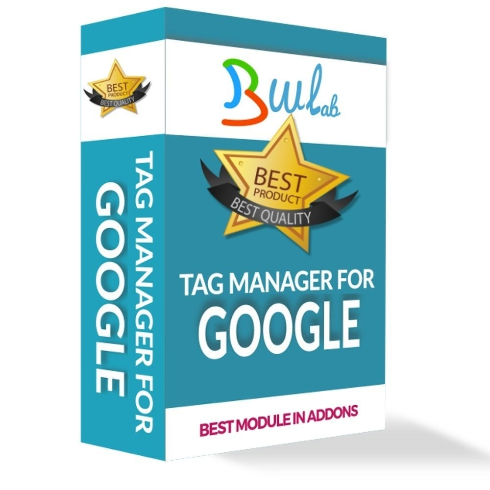 module - Analysen & Statistiken - Powerfull Google Tag Manager Integration, ready for GA4 - 1