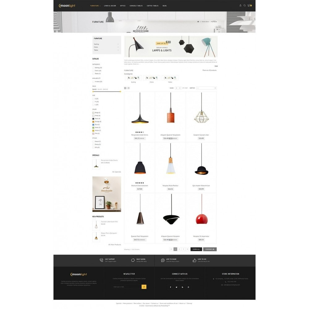 theme - Huis & Buitenleven - Lighting Store - 3