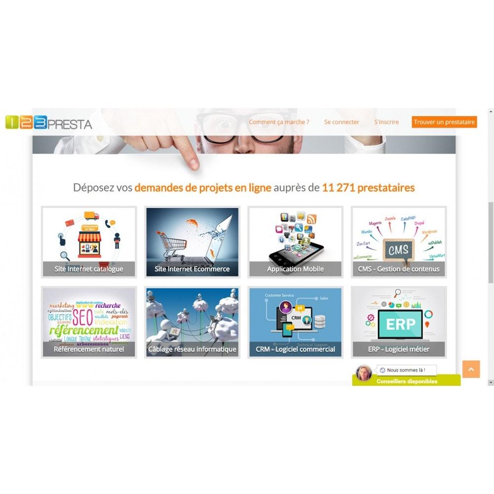 service - Natif - Un devis pour votre projet de boutique PrestaShop - 123Presta - 1