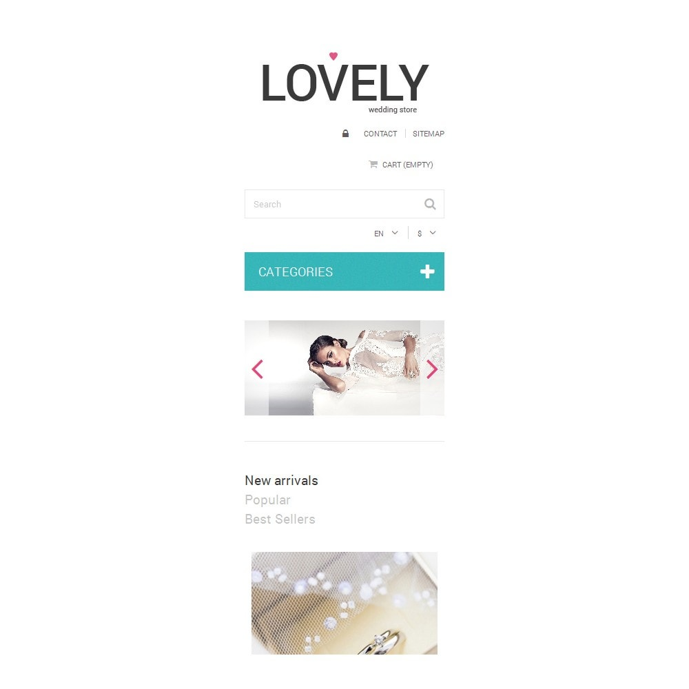 theme - Temas PrestaShop - Lovely - 6