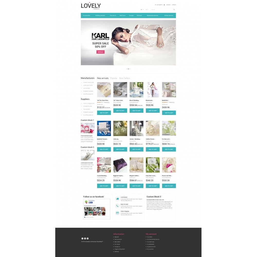 theme - Temas PrestaShop - Lovely - 10