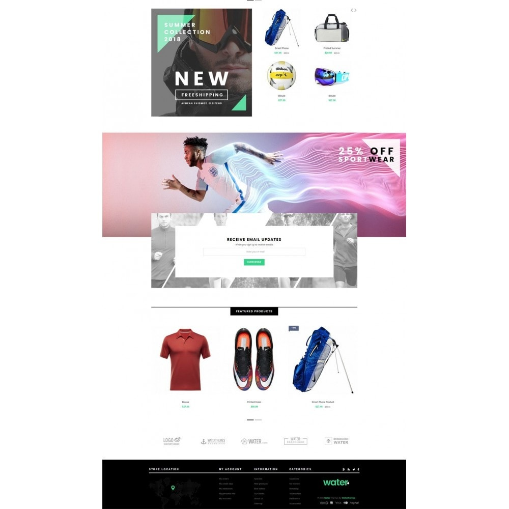 theme - Sport, Loisirs & Voyage - Sport Store - 3
