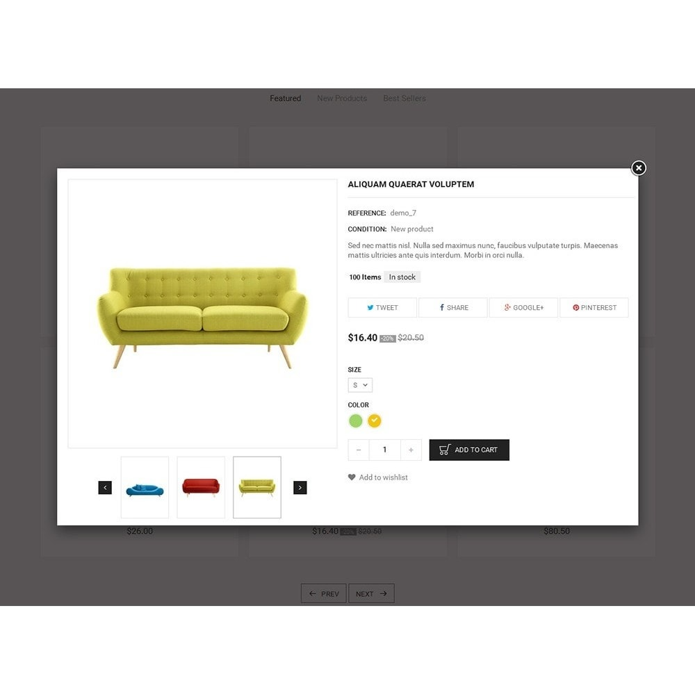 theme - Home & Garden - Luxury Sofa Store - 6