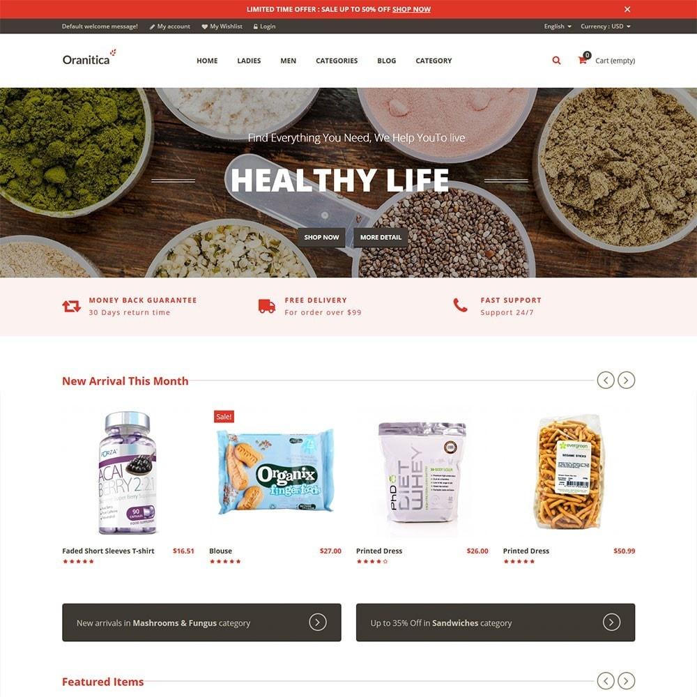 theme - Gezondheid & Schoonheid - Oranitica Health Store - 5