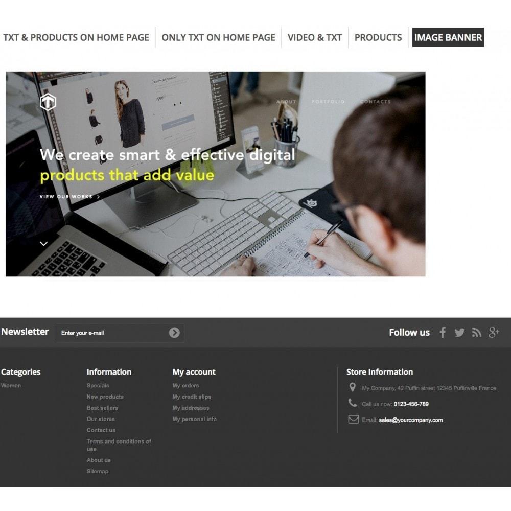 module - Blokken, Tabbladen & Banners - Promo Tabs - 10