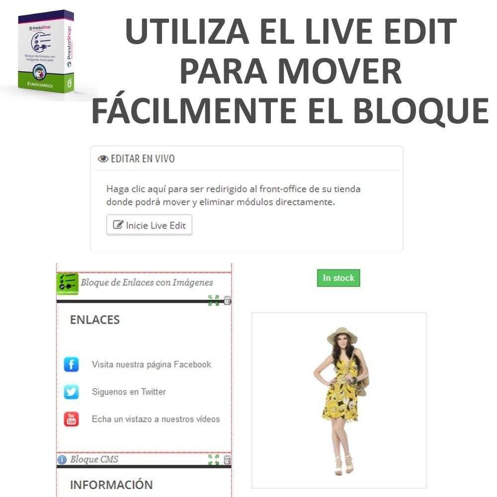 module - Bloques, Pestañas y Banners - Bloque de Enlaces con Imágenes - 7