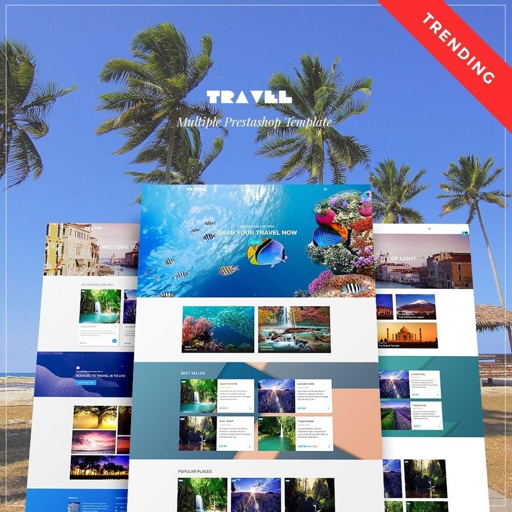 theme - Sport, Aktivitäten & Reise - Leo Travel - 1