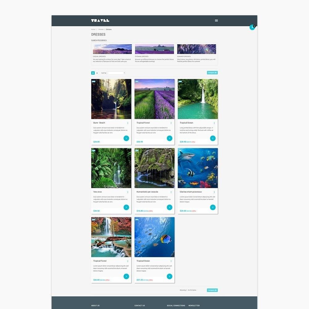 theme - Sport, Aktivitäten & Reise - Leo Travel - 3
