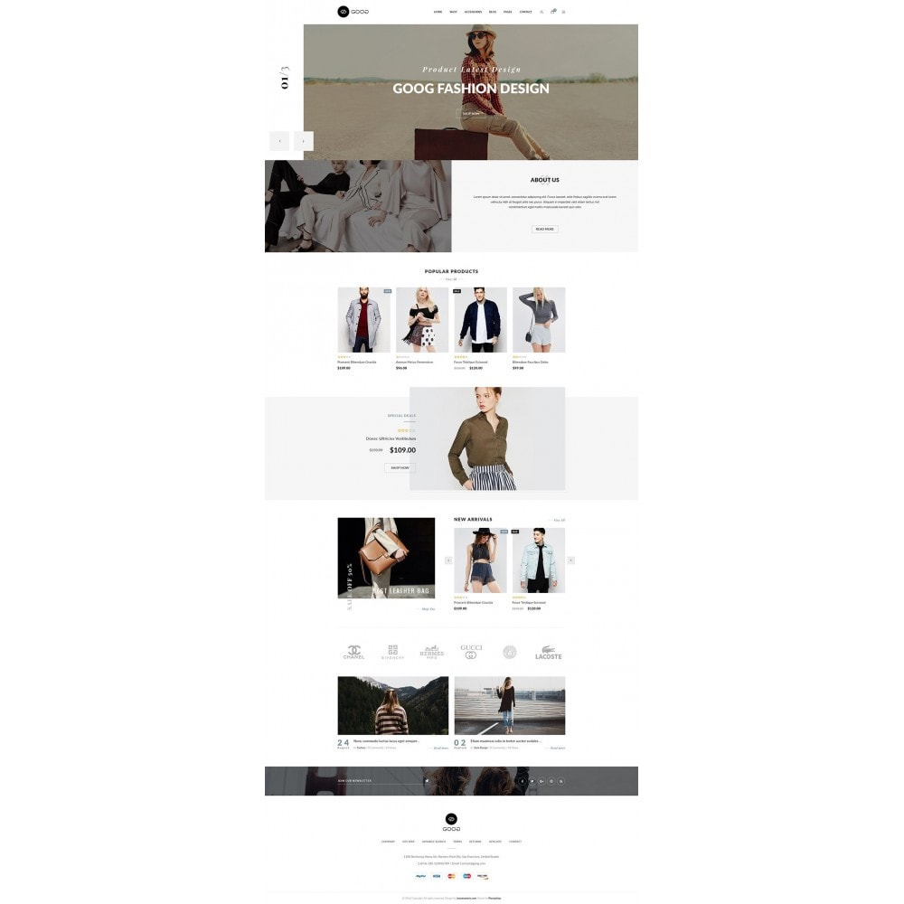 theme - Moda & Obuwie - JMS Goog - 12