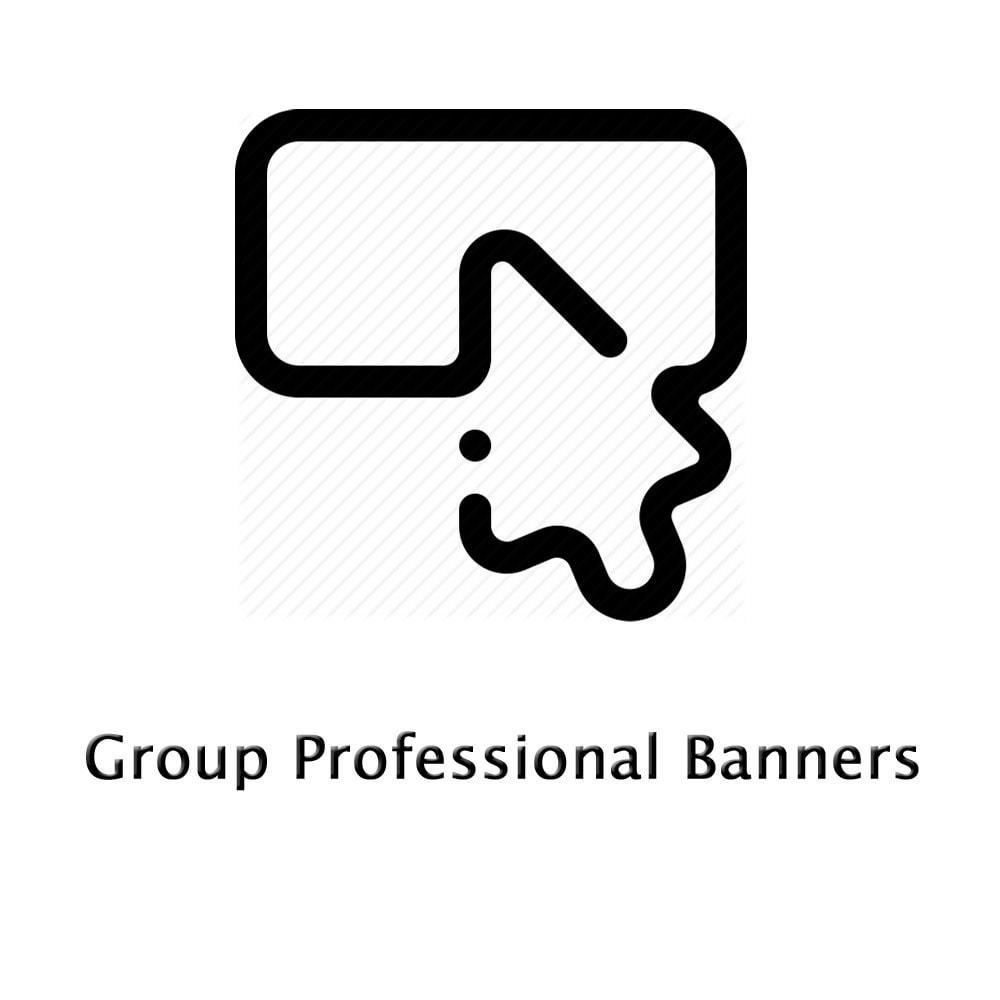 module - Bloques, Pestañas y Banners - Grupo Profesional de Banners - 1