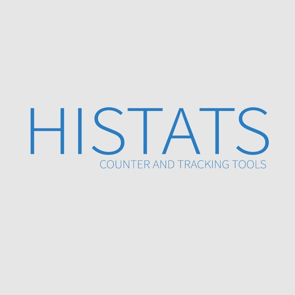 module - Análises & Estatísticas - Histats - Stat counter and tracking tools - 1