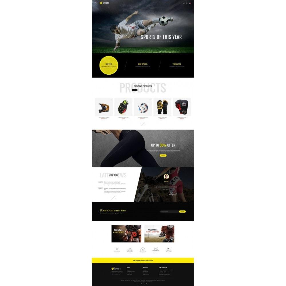theme - Sport, Activiteiten & Reizen - Sports Store - 2