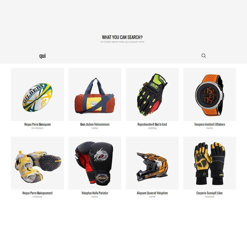 theme - Sport, Activiteiten & Reizen - Sports Store - 7