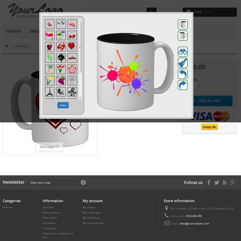 module - Diversificação & Personalização de Produtos - Custom Products Design Studio - 12