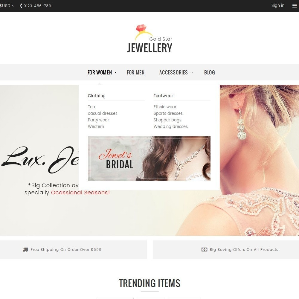 theme - Jewelry & Accessories - Jewelry Store - 7