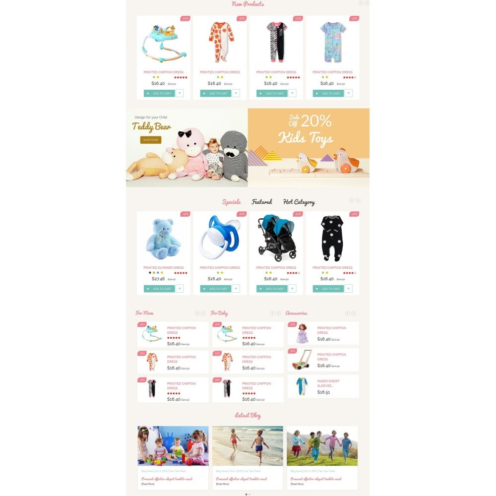 theme - Niños y Juguetes - Smart Baby And Kids Store - 3