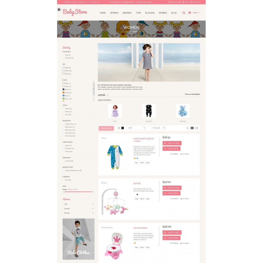 theme - Niños y Juguetes - Smart Baby And Kids Store - 6