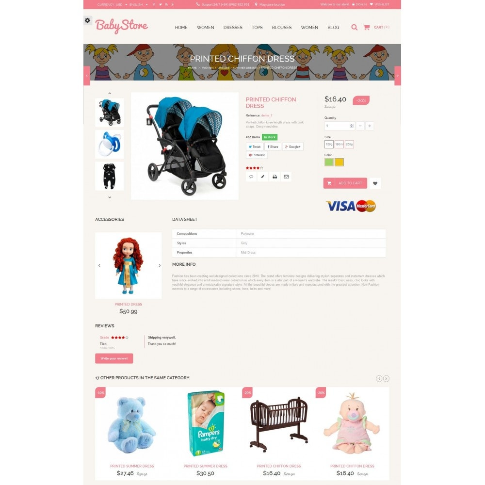 theme - Kinder & Spielzeug - Smart Baby And Kids Store - 7