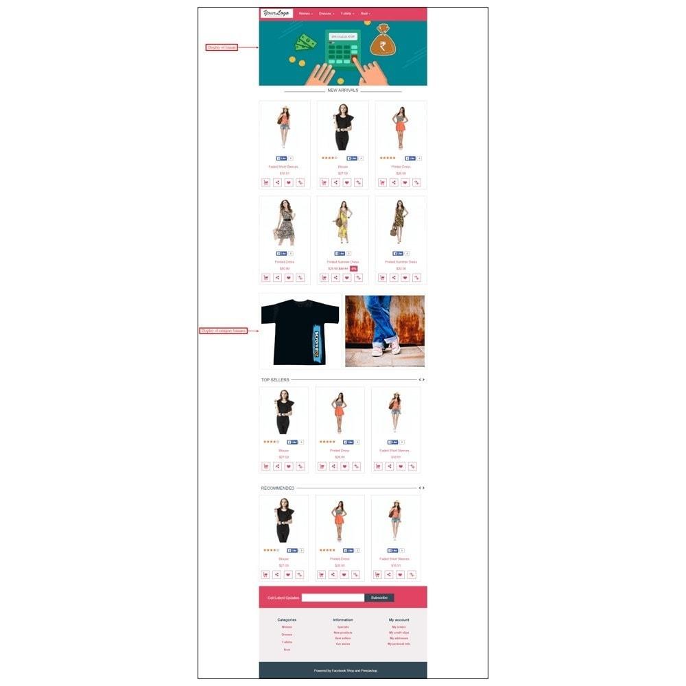 module - Produkten op Facebook & sociale netwerken - Webkul Social promotion of E-store - 28