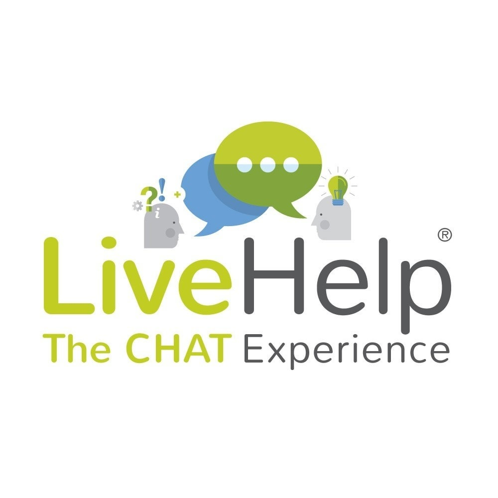 module - Suporte & Chat on-line - LiveHelp® Live Chat - 1