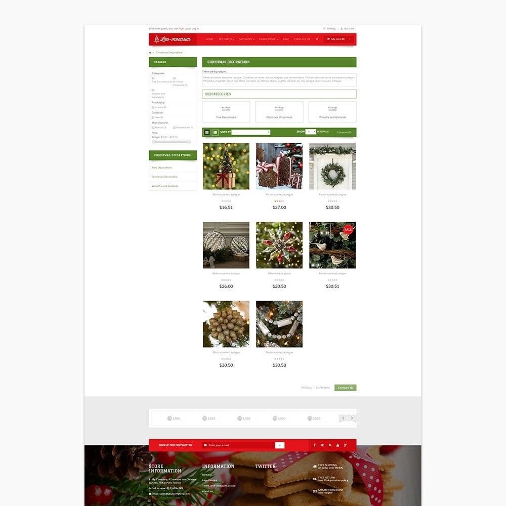 theme - Подарки, Цветы и праздничные товары - Leo Moonsun Christmas - 2