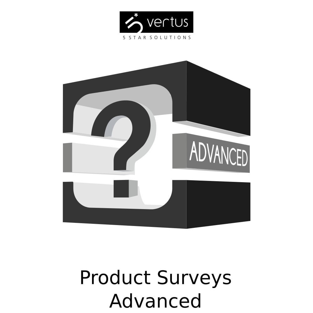 module - Contactformulier & Enquêtes - Product Surveys Advanced - 1