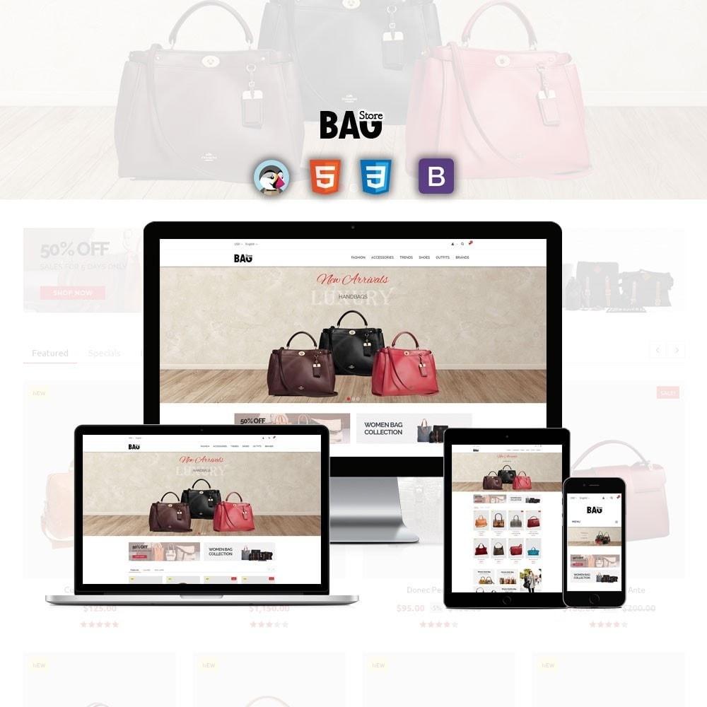 theme - Мода и обувь - Bag Store - 1